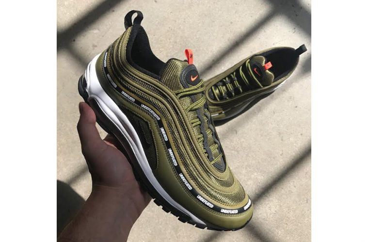 UNDEFEATED & Nike Air Max 97 Collaboration